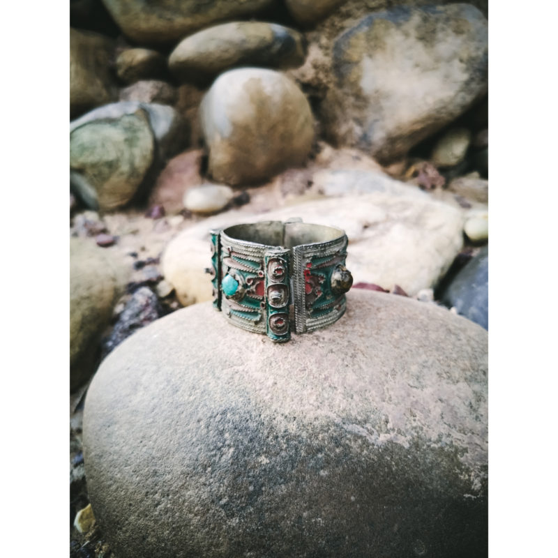 Antique Nomad Berber Bracelet
