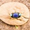Vintage Nomad Berber rug