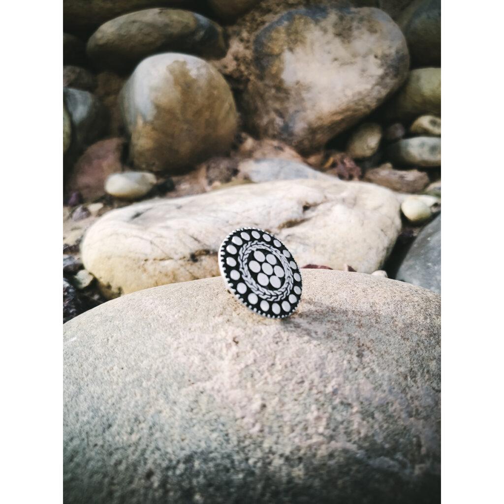 Vintage berber ring